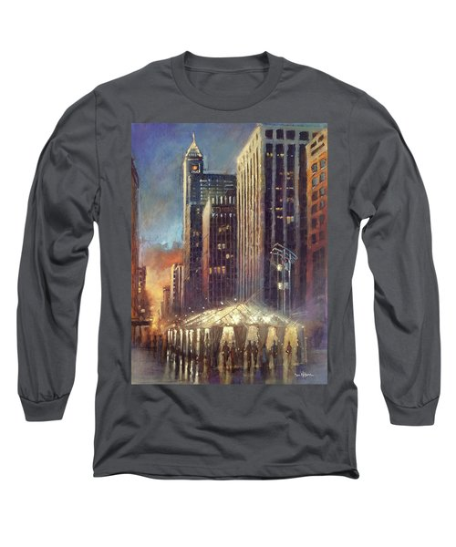 Raleigh With Symphony Tent Long Sleeve T-Shirt