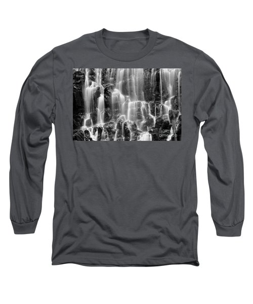 Ramona Falls Close-up Long Sleeve T-Shirt