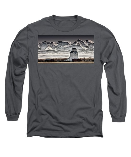 Ranchland Elevator Long Sleeve T-Shirt