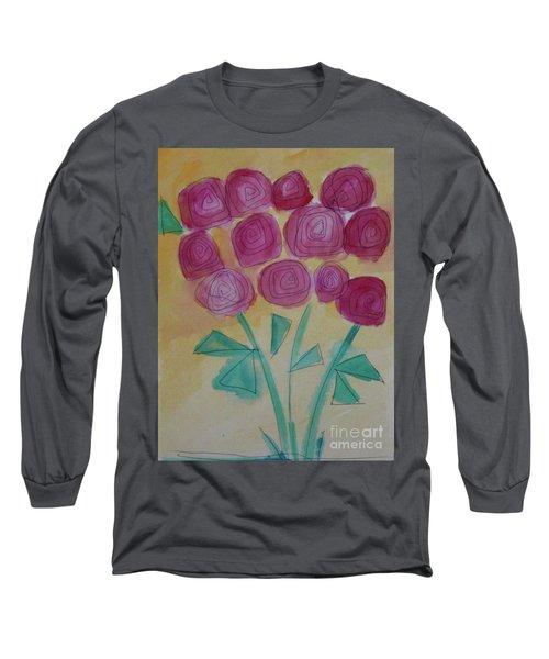 Randi's Roses Long Sleeve T-Shirt