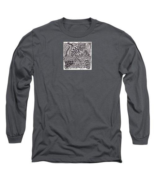 Random V Long Sleeve T-Shirt