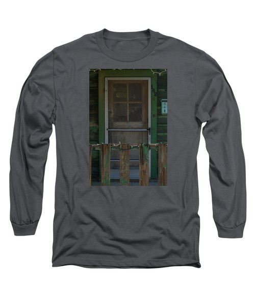 Randsburg Door No. 3 Long Sleeve T-Shirt