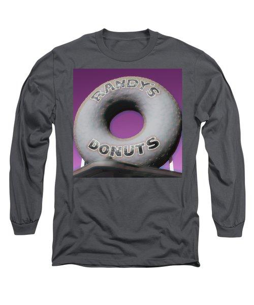 Randy's Donuts - 14 Long Sleeve T-Shirt