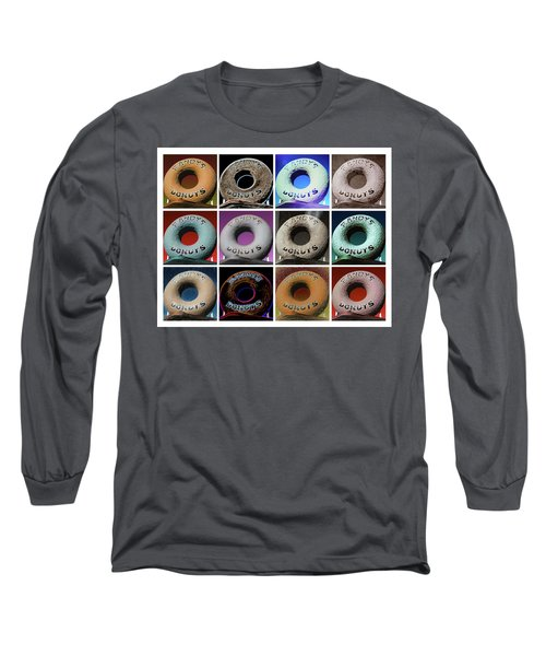 Randy's Donuts - Dozen Assorted Long Sleeve T-Shirt
