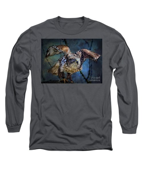 Raptor Hunter Long Sleeve T-Shirt
