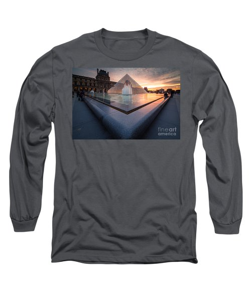 Rapture Long Sleeve T-Shirt by Giuseppe Torre