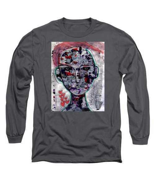 Raptured Long Sleeve T-Shirt