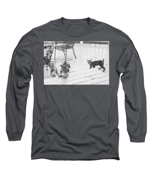 Relay Chase Long Sleeve T-Shirt