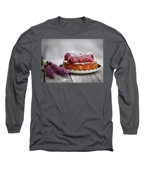 Raspberry Tarte Long Sleeve T-Shirt