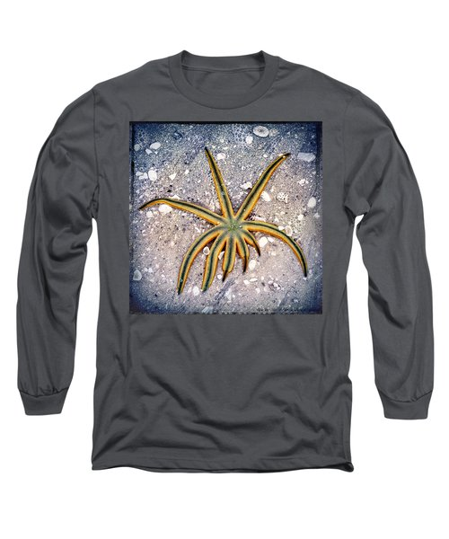 Rasta Star Long Sleeve T-Shirt