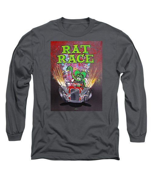 Rat Race Long Sleeve T-Shirt
