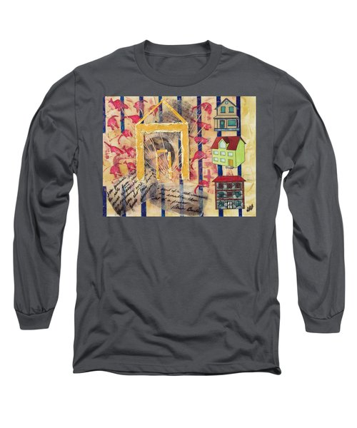 Rats In Rats Out #3 Long Sleeve T-Shirt