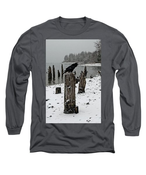 Raven Call Long Sleeve T-Shirt