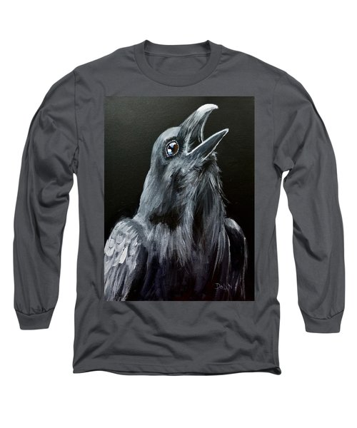 Raven Song Long Sleeve T-Shirt