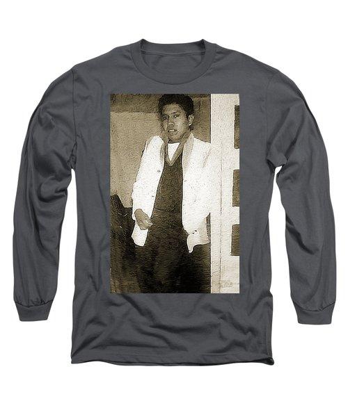 Ray Zor Sharp Long Sleeve T-Shirt