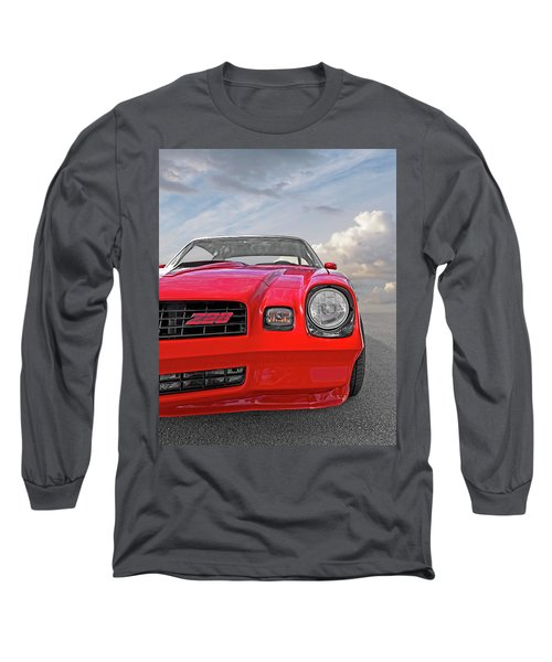 Re-sale Red - 78 Camaro Z28 Long Sleeve T-Shirt