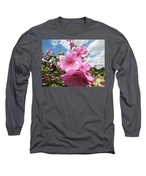 Reach For The Sky Long Sleeve T-Shirt