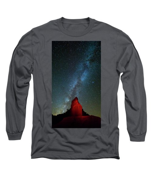 Long Sleeve T-Shirt featuring the photograph Reach For The Stars by Stephen Stookey