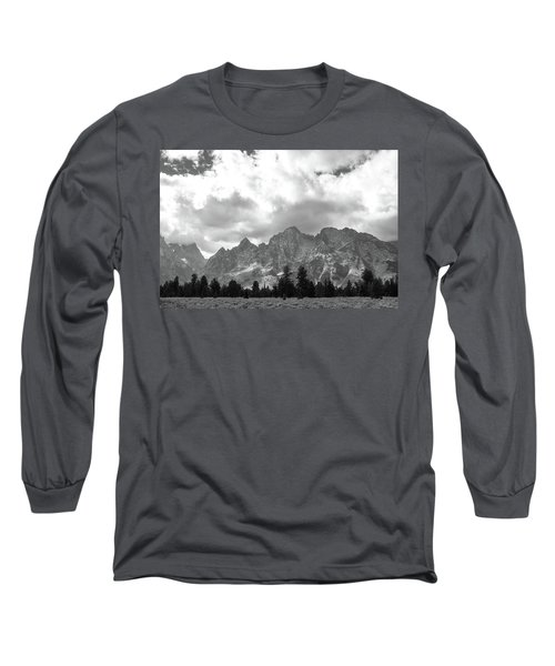 Long Sleeve T-Shirt featuring the photograph Reach To The Sky by Colleen Coccia