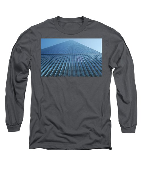 Reaching To Heaven Long Sleeve T-Shirt