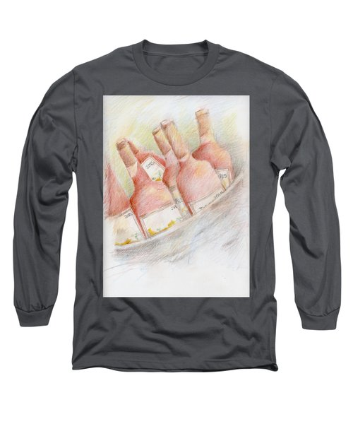 Ready For Tasting Long Sleeve T-Shirt
