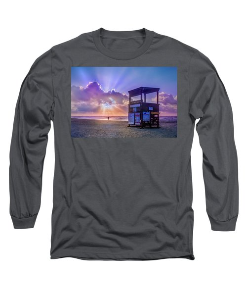 Ready For A Glorious Summer Long Sleeve T-Shirt