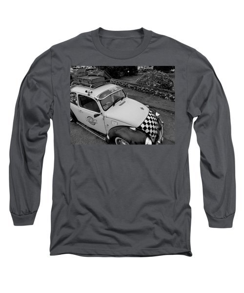 Ready For A Trip Long Sleeve T-Shirt