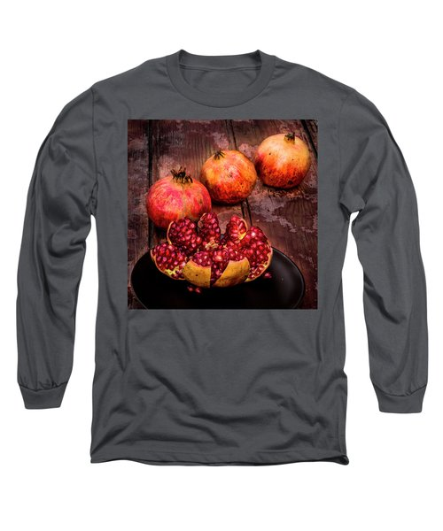 Ready To Eat Long Sleeve T-Shirt