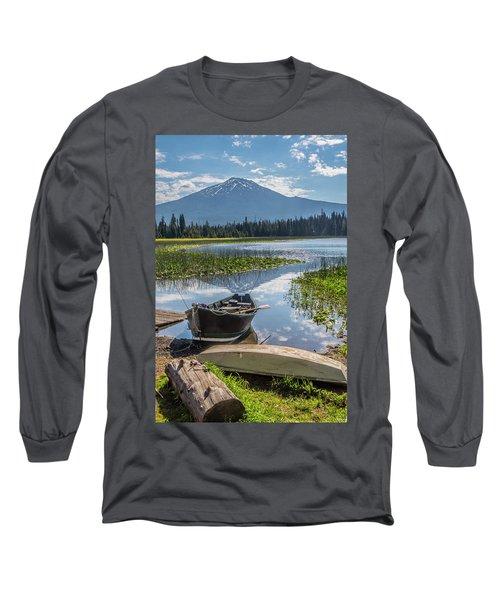 Ready To Fish Long Sleeve T-Shirt