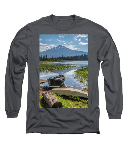 Ready To Fish Long Sleeve T-Shirt