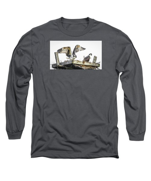 Ready To Fly Long Sleeve T-Shirt