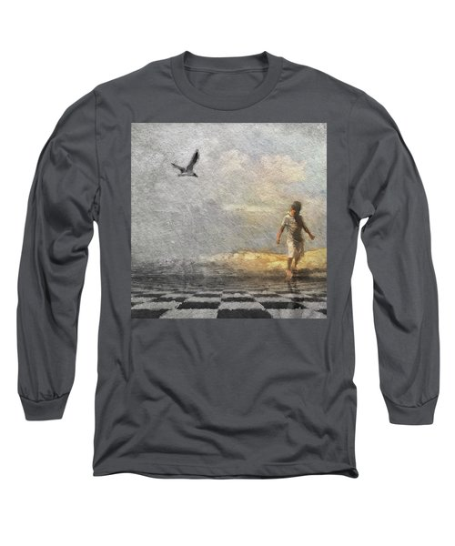 Ready To Play Long Sleeve T-Shirt