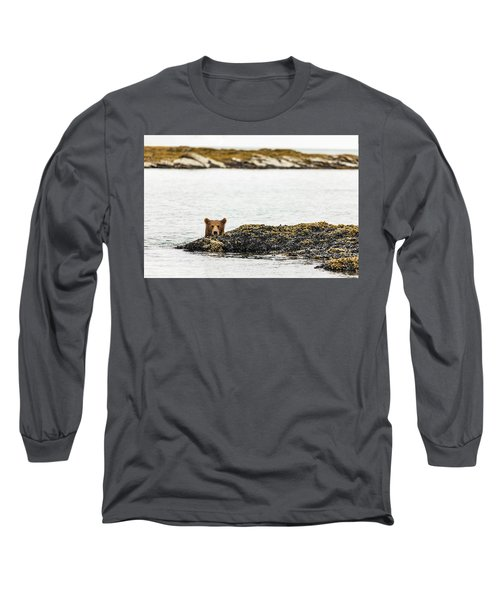 Ready To Swim Long Sleeve T-Shirt