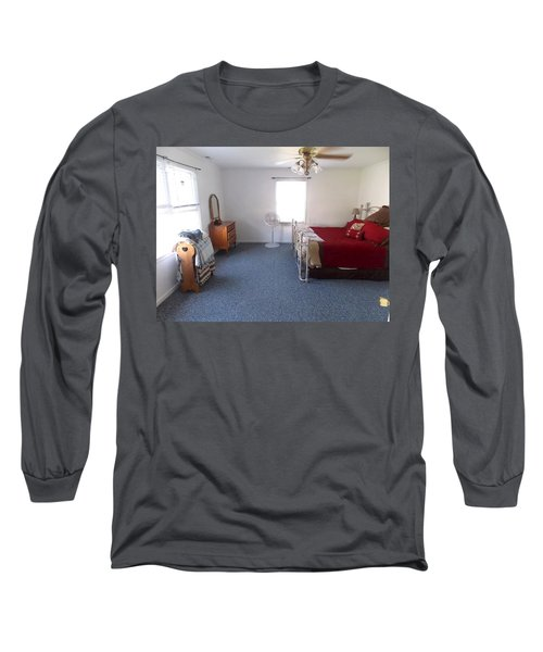 Real Estate Photo 1 Long Sleeve T-Shirt by Kathern Welsh