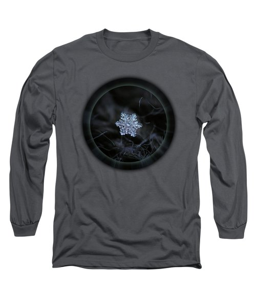 Real Snowflake - 2017-12-07 1 Long Sleeve T-Shirt