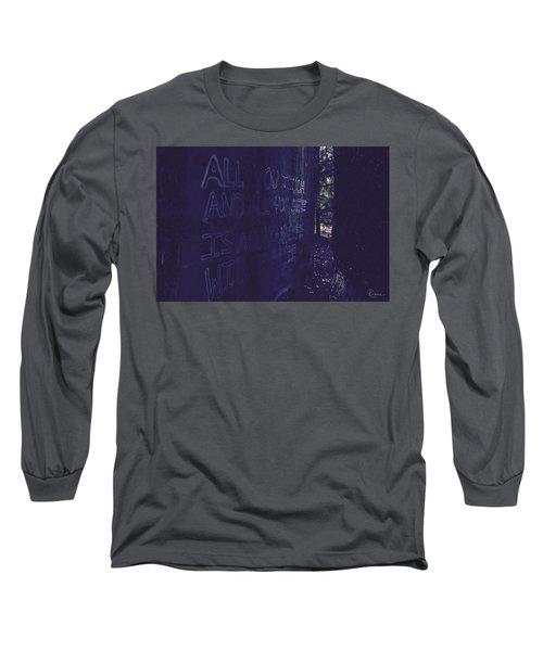Reality Gap Long Sleeve T-Shirt