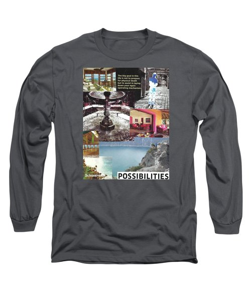 Realms Of Possibility Long Sleeve T-Shirt