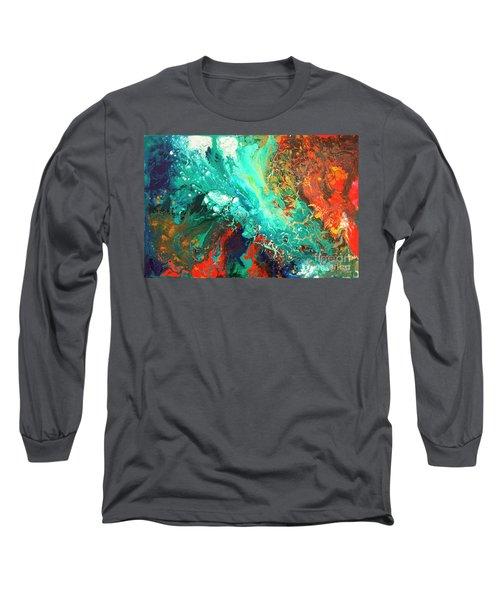 Reconnoitering The Rim Long Sleeve T-Shirt