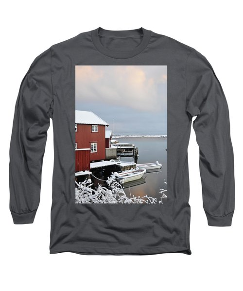 Boathouses Long Sleeve T-Shirt