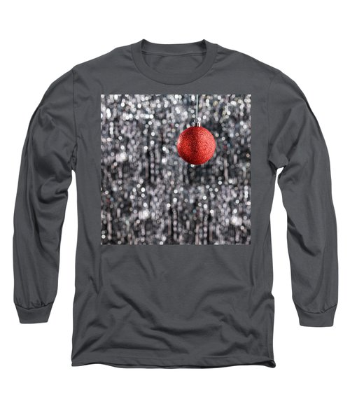 Long Sleeve T-Shirt featuring the photograph Red Christmas  by Ulrich Schade