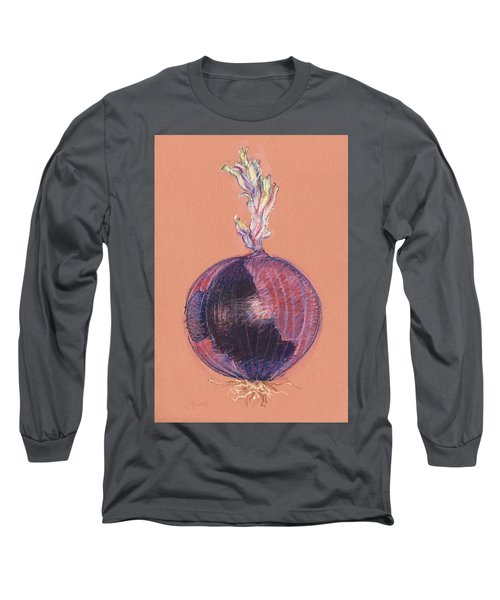 Red Onion Long Sleeve T-Shirt