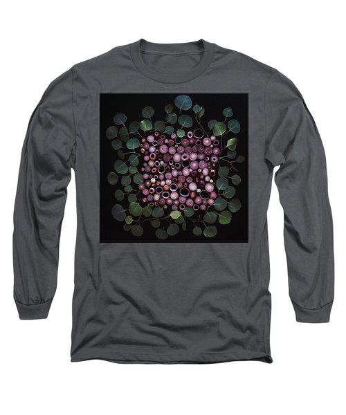 Red Pearl Onions Long Sleeve T-Shirt