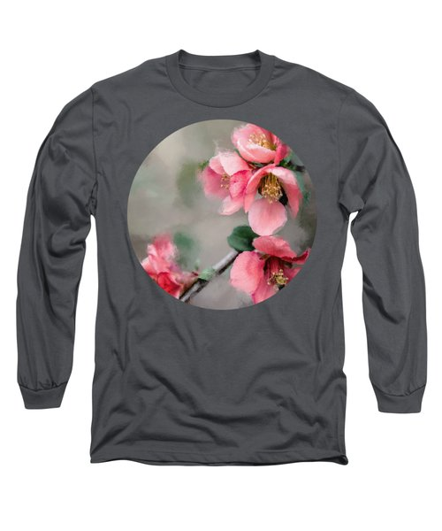 Red Quince Long Sleeve T-Shirt