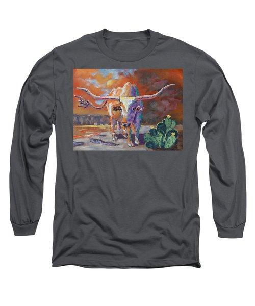 Red River Showdown Long Sleeve T-Shirt