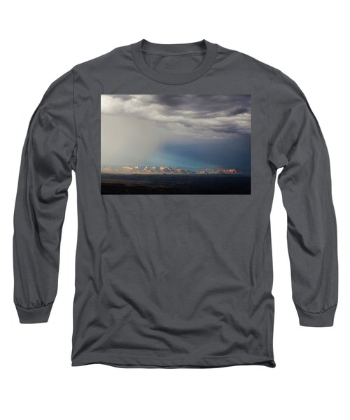 Red Rock Monsoon Long Sleeve T-Shirt