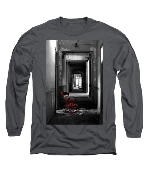 Red Rocker - Preston Castle Long Sleeve T-Shirt