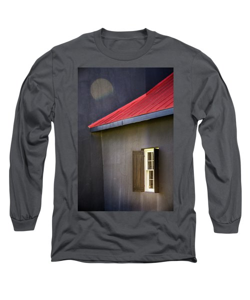 Red Roof Long Sleeve T-Shirt