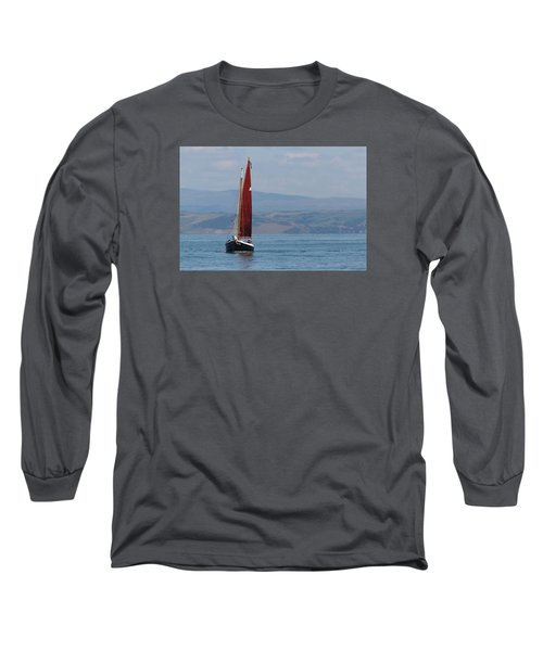 Red Sail Long Sleeve T-Shirt