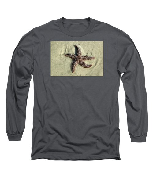 Red Sea Star Long Sleeve T-Shirt