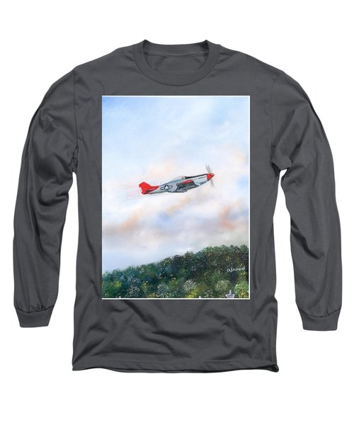 Red Tails Long Sleeve T-Shirt
